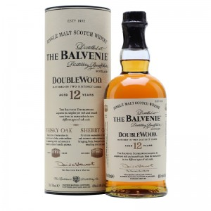 THE BALVENIE DOUBLEWOOD 12YRS SINGLE MALT SCOTCH WHISKY
