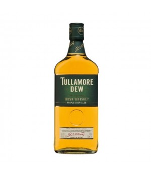 TULLAMORE D.E.W BLENDED IRISH WHISKY
