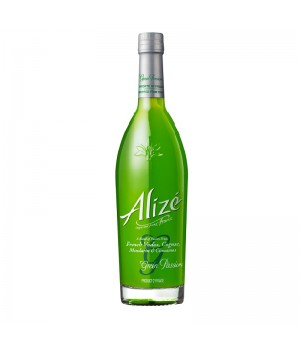 ALIZE GREEN PASSION LIQUEUR