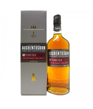 AUCHENTOSHAN 12YRS SINGLE MALT