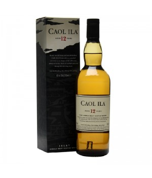 CAOL ILA 12 YRS OLD ISLAY SINGLE MALT WHISKY