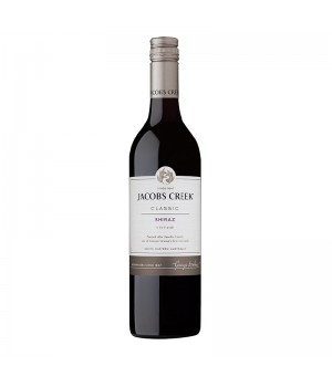 JACOB'S CREEK CLASSIC SHIRAZ SOUTH EASTERN