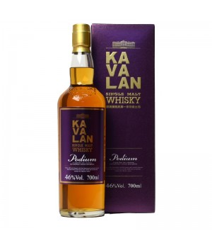 KAVALAN SINGLE MALT PODIUM