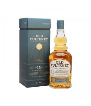 OLD PULTENEY 15YRS