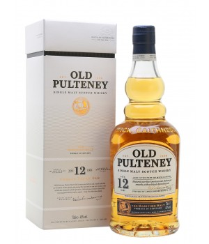 OLD PULTENEY 12YRS