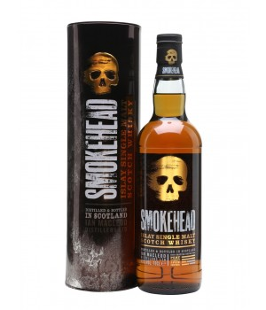 SMOKE HEAD ISLAY SINGLE MALT WHISKY