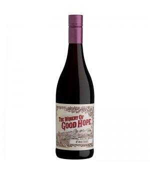 THE WINERY OF GOOD HOPE BUSH VINE PINOTAGE
