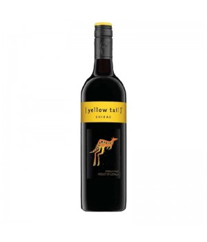 YELLOW TAIL SHIRAZ SOUTH EASTERN