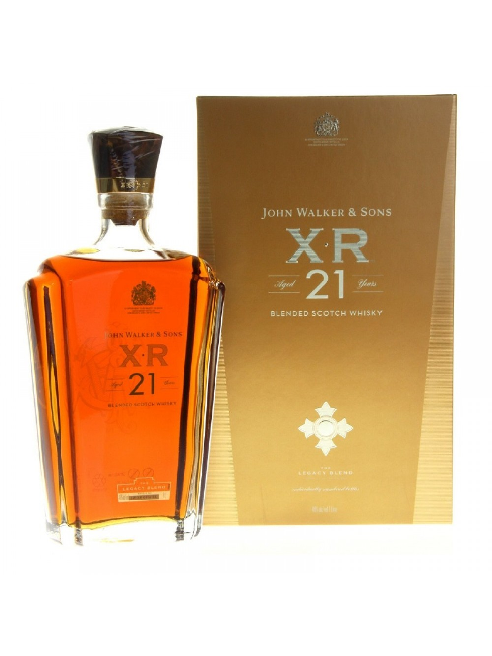 JOHNNIE WALKER WALKER & SONS XR 21