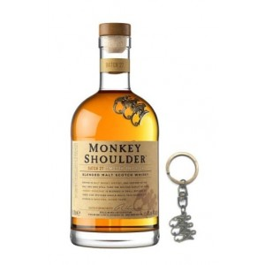 MONKEY SHOULDER BLENDED MALT (FOC 1 KEY CHAIN)(ONLINE EXCLUSIVE)