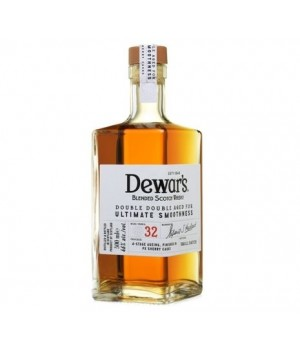 DEWAR'S DOUBLE DOUBLE 32 YRS