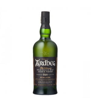 ARDBEG ISLAY SINGLE MALT 10YRS