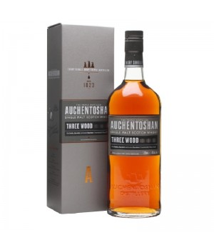 AUCHENTOSHAN 3WOOD SINGLE MALT