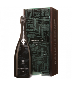 BOLLINGER 007 'NO TIME TO DIE' LIMITED EDITION