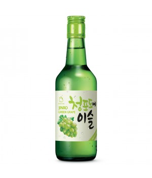 JINRO GREEN GRAPE SOJU
