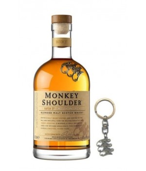 MONKEY SHOULDER BLENDED MALT (FOC 1 KEY CHAIN)
