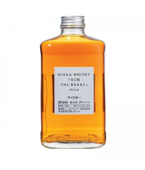NIKKA FROM BARREL 50CL
