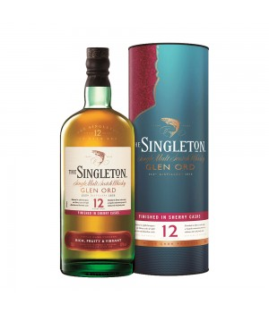 THE SINGLETON OF GLEN ORD 12 YRS SHERRY