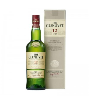 THE GLENLIVET 12 YRS