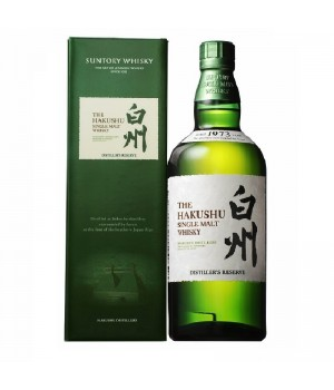THE HAKUSHU DISTILLER'S RESERVE SINGLE MALT